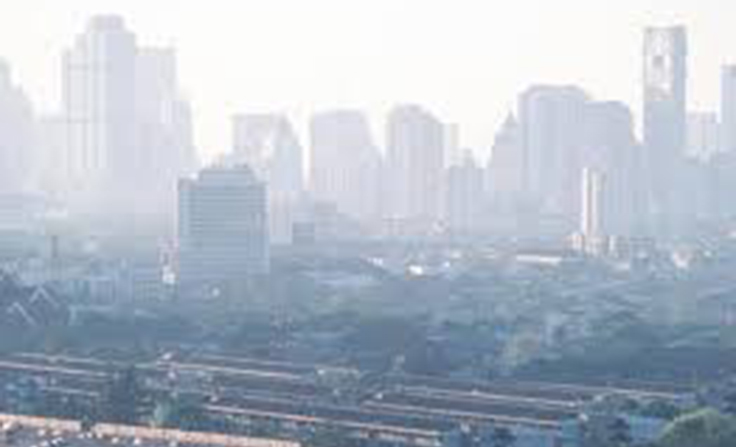 Emissions in parts of city exceed limit