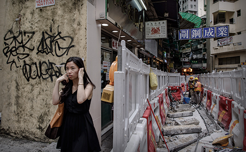 A right earful: Hong Kong's noise pollution