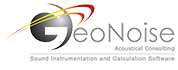 Geonoise Thailand, Noise instruments, software and consulting