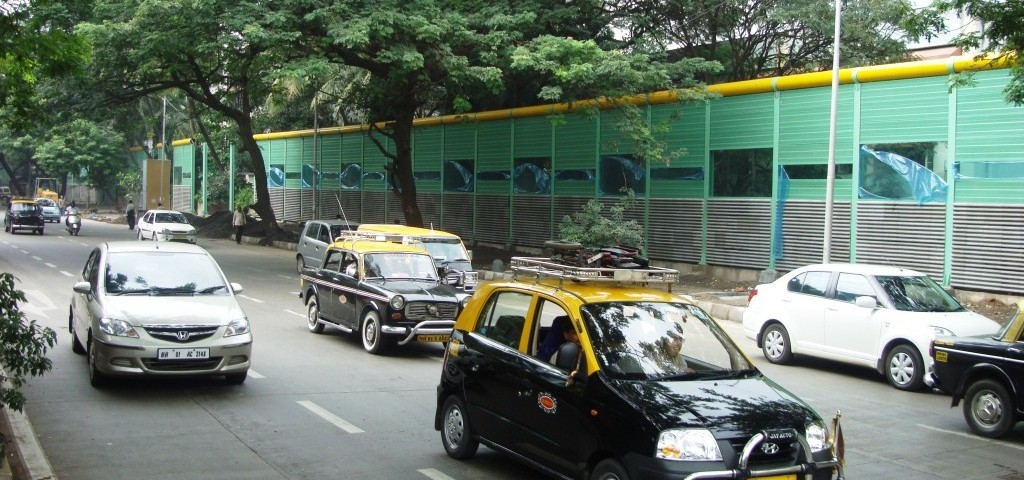 New noise barriers for Mumbai in Sion, Matunga and Parel