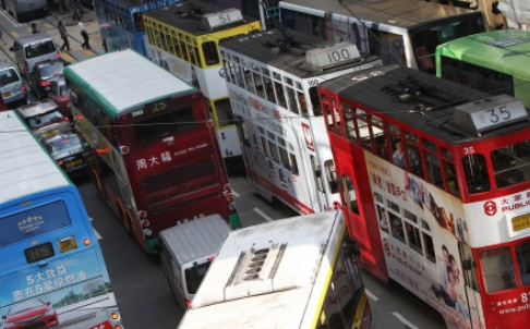 Exposure to Hong Kong's traffic noise declines over 15 years, even as city grows