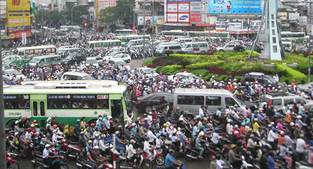 Vietnam: HCM City residents claim noise pollution tortures them at home