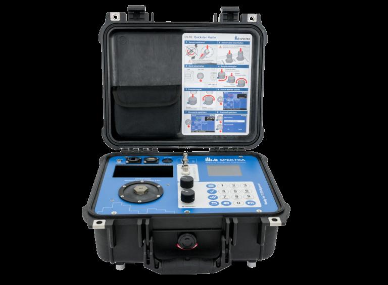 เครื่องมือวัดค่าสำหรับอุปกรณ์ SPEKTRA_CV-10 copy Sensor วัดความสั่นสะเทือน