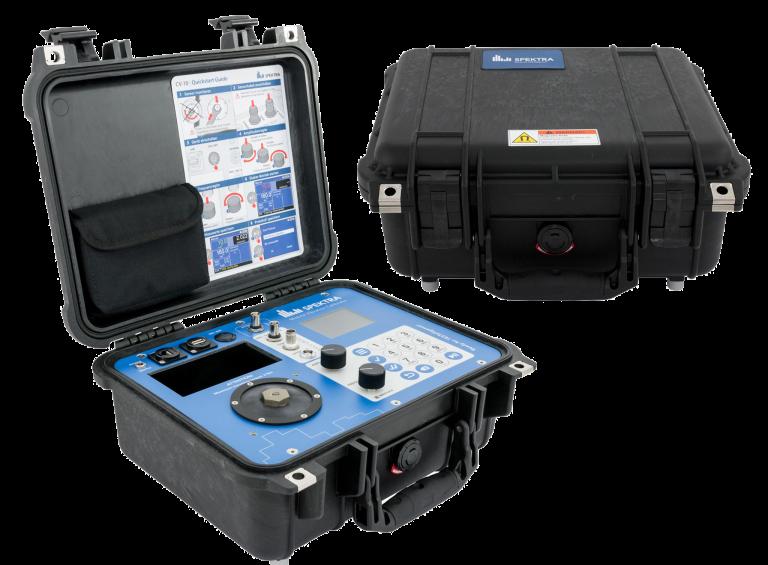 เครื่องมือวัดค่าสำหรับอุปกรณ์ SPEKTRA_CV-10 Sensor วัดความสั่นสะเทือน