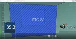ผนัง stc กันเสียง 7