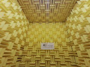 Acoustic Laboratory Anechoic